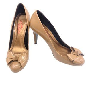 Seychelle Couture Women's Patent Leather Pumps 38